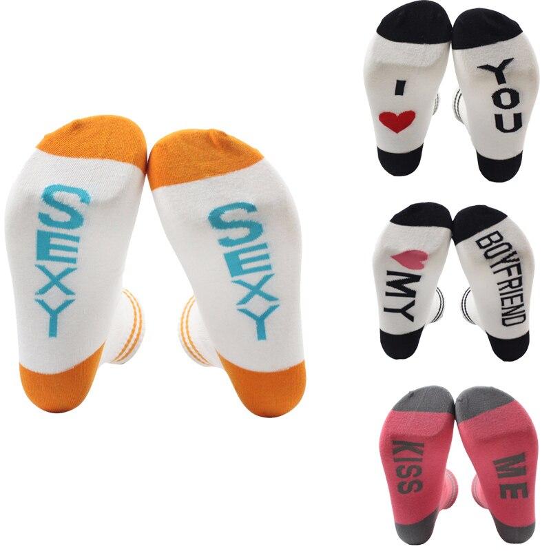 COCOTEKK If You can Read This Series mujeres calcetines novedad letra original calcetines mujeres moda personalidad Cool Sexy calcetines divertidos