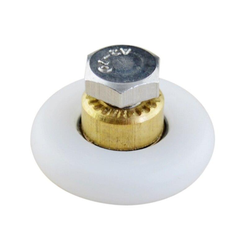 Arcدش-بكرة باب زجاجي منزلق ، عجلة دائرية معلقة ، جزء الأجهزة المنزلية ، شحن مجاني