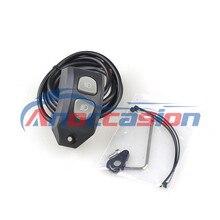 Para BMW R1200GS F800GS/ADV F750GS F850GS F700GS cableado de luces antiniebla LED interruptor de encendido/apagado Use el relé inteligente