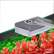 100-240V akwarium ADA style rośliny rosną światła LED 6500K i 7500K lampy aqurium, złota rybka, oświetlenie do akwarium