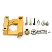 3D Printer MK8 1.75mm Remote Extruder Kit All-metal Frame For Makerbot Reprap