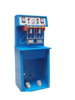 Semi-automatic tube sealing machine tube sealer RG-1