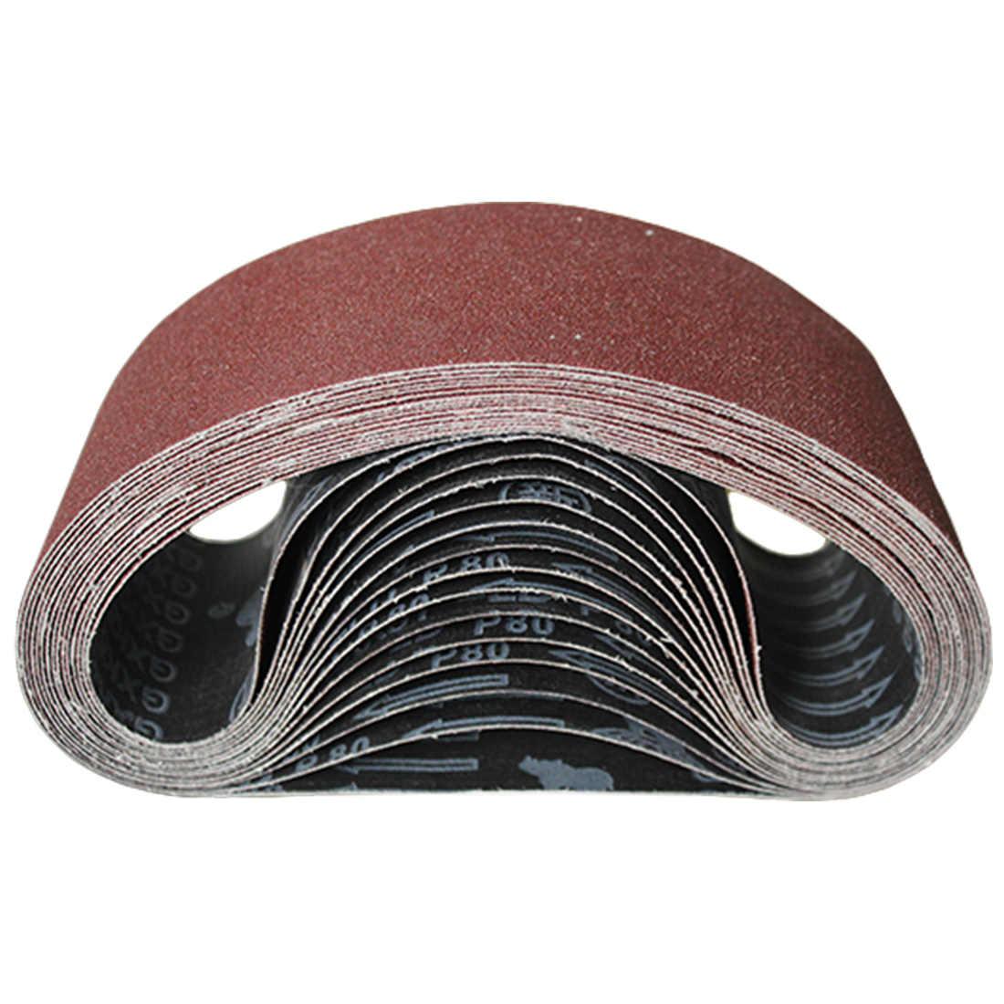 Sanding Belts 60 600 Grits Sandpaper Abrasive Bands For Sander Power Rotary Tools Dremel Accessories Abrasive Tool Abrasives Aliexpress