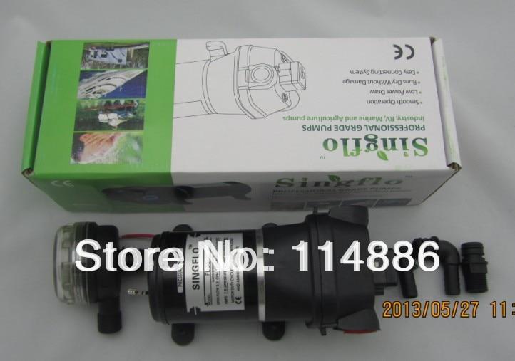 Wholesale 12v 12.5L/min 35psi washdown pump for RV/marine FL35 package price(10pcs/ctns)