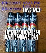 brand new 4pcs/lot LR61 1.5V E96 AAAA primary battery alkaline battery dry battery EXP10-2020