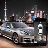Универсальное приложение, центральный блокировка/разблокировка, автоматический пассивный багажник для Android PKE, система сигнализации