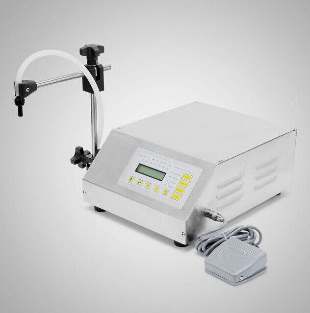 GFK-160 شرب الماء السائل ملء آلة GFK-160 5-3500 مللي الرقمية التحكم مضخة شرب الماء السائل FillingMachine