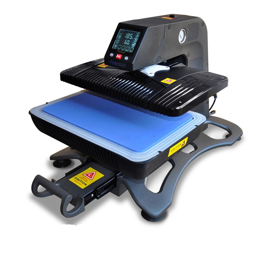 110/220V New Multifunction 3D Sublimation Heat Press Machine ST-420 for Phone Case Mugs T-shirt etc