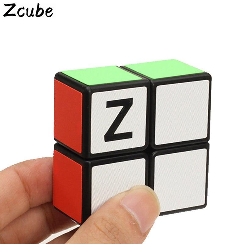 ZCUBE, 1x2x2, cubo mágico de velocidad, rompecabezas de 122 cubos, juguetes educativos para niños, juguetes de regalo para niños