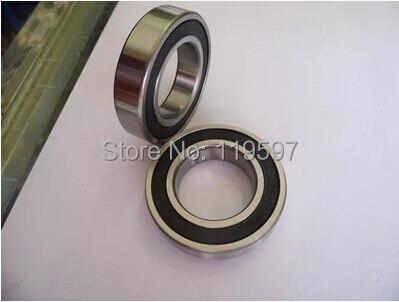 6816-2RS terlindung dalam alur bola Radial bantalan 80x100x10 мм