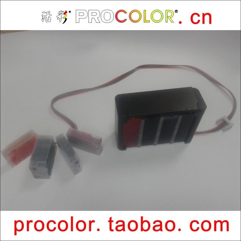 PROCOLOR caliente PGI-2600 PGI 2600 PGI-2600XL BK C M CISS para CANON MAXIFY iB4060 iB 4060 MB 5060 5360 MB5060 MB5360 impresora