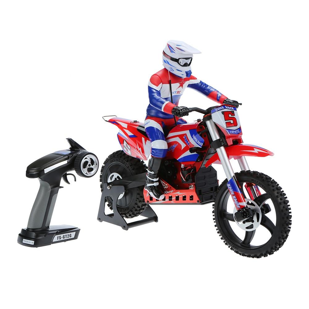 SKYRC SR5 1/4 Original, moto de cross, súper estabilizadora eléctrica, motocicleta sin escobillas RTR, juguetes de RC