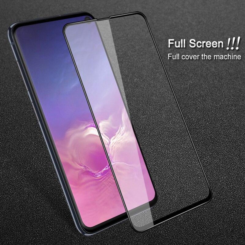 IMAK Full Glue Screen Protector for Samsung S10e Tempered Glass Samsung Galaxy S10e Screen 9H Hardness for Samsung S10 e Glass
