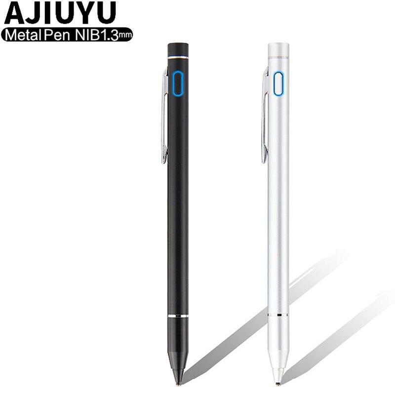 Active Stylus capacitivo de lápiz táctil La pantalla táctil para Lenovo Yoga Tab 3 10 8 Plus Tablet 2 8,0 Yoga Tab 3 10 Pro B8000 B6000 X90F Tablet