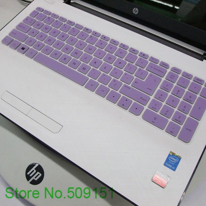 Funda protectora de silicona para teclado de portátil, de 15,6 pulgadas, para HP Pavilion Gaming NB WASD 15 AD006tx BC011tx ac067tx ae020tx ac622tx