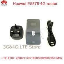 Débloqué Huawei E5878 150 Mbps 4g wifi routeur LTE E5878s-32 4g mifi Dongle poche FDD 2600/2100/1800/900/800/850PK y855E589 y800