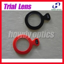 5Pcs Trial Lens Voor Trial Lens Set Vullen Ontbrekende Of Kapotte Lenzen Plastic Velg