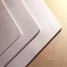 200 feuilles, 90 gsm A4 copie papier 100% coton avec filigrane