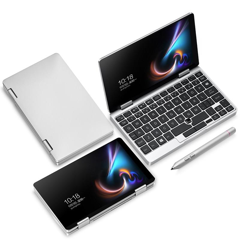 "Original 7 ""mix1S Tablet PC Mini portátil Intel Celeron 3965Y 8 GB/256GB de licencia de Windows 10 pantalla táctil Bluetooth 1,5 GHz"