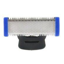 Аккумуляторная бритвенная головка, сменная бритвенная головка, лезвия, резаки, электрические мужские волосы, бритвенные лезвия, триммер, ак...