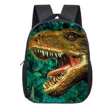 Cartoon Dinosaur Magic Dragon Backpack For kids Animal Children Schoolbags Boys Girls School Bags Kindergarten Backpack Book Bag