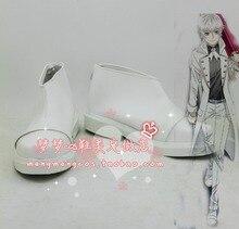 K RETURN OF KINGS Isana Yashiro cosplay Shoes Boots Custom-Made 2657