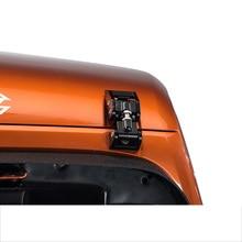 Boucle de protection de porte de voiture   Pour jeep wrangler jk jl 2007 2008 2009 2010 2011 2012 2013 2014 2015 2016 2017 2018