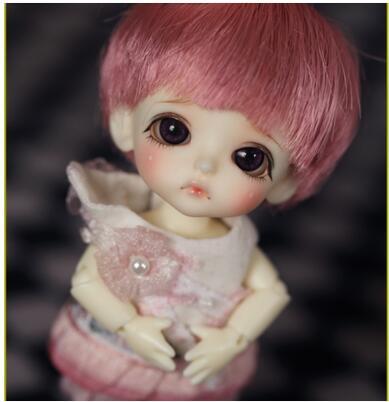Envío Gratis, muñeca BJD 1/12, Línea Blanca Bella con ojos