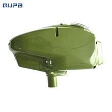 QUPB Paintball Elektronische Geschwindigkeit Loader Halo Stil 180 Runden Vollautomatische Trichter LGP001