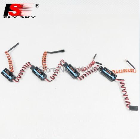 Module dacquisition de données de température de sens magnéto-optique de tension Flysky interface de liaison ibus accessoires de FS-iA6B FS-IA10