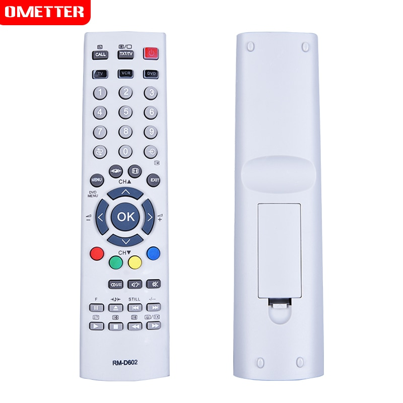 RM-D602 For TOSHIBA LCD LED TV/DVD Remote Control Replace CT-5900 CT-9369 CT-9640 CT-9844 CT-9004 CT-9395 CT-9642 CT-9851