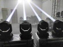 1 pcs/lot offre spéciale 132 W 2r faisceau lumière principale mobile 2R lampe 14 canaux 13 couleurs + MSD R2 blanc 2R sharpy faisceau disco lumières