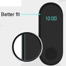 HD Film Anti-Scratch Screen Protector For Xiaomi Miband 2 Smart Strap Wristband hyq
