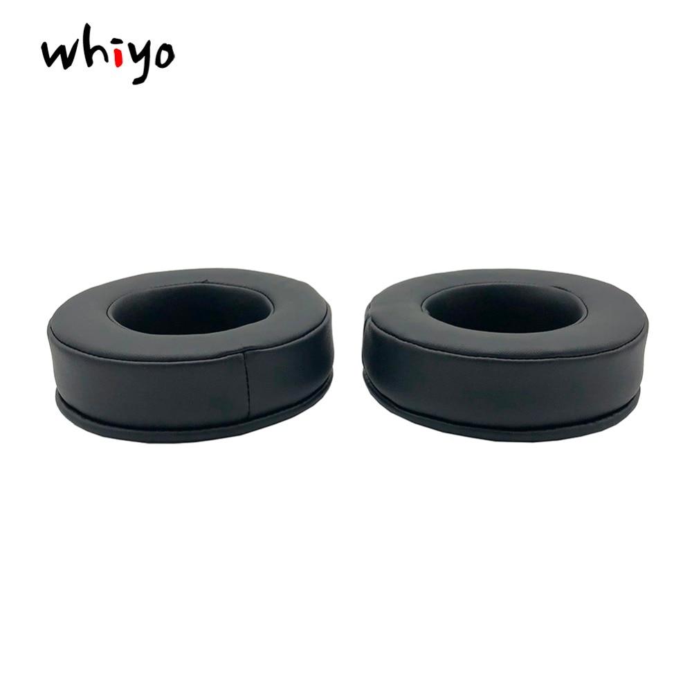 1 pair of Thicken Replacement Ear Pads Cushions for Sennheiser HD424 HD 424 HD-424 Sleeve Headset Earphone Headphones