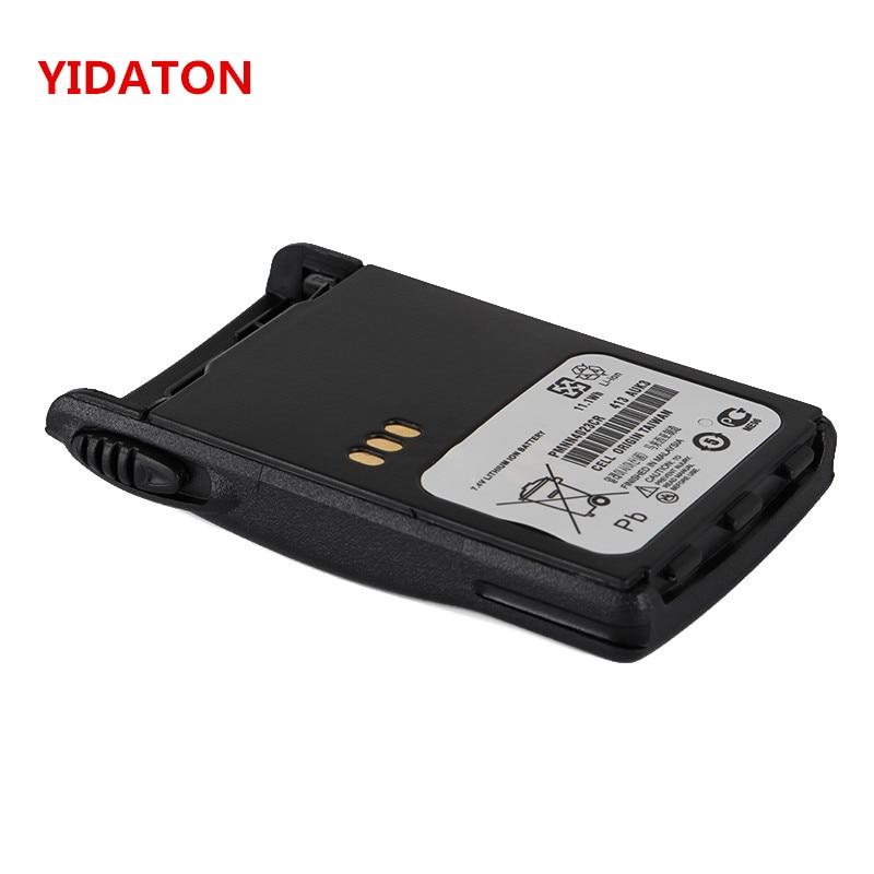 YIDATON 7,4 V 1800mAh литий-ионный аккумулятор для Motorola Radio GP328Plus, GP338Plus, GP344, GP388, GP328Plus, GP644, GP688, EX500, EX560