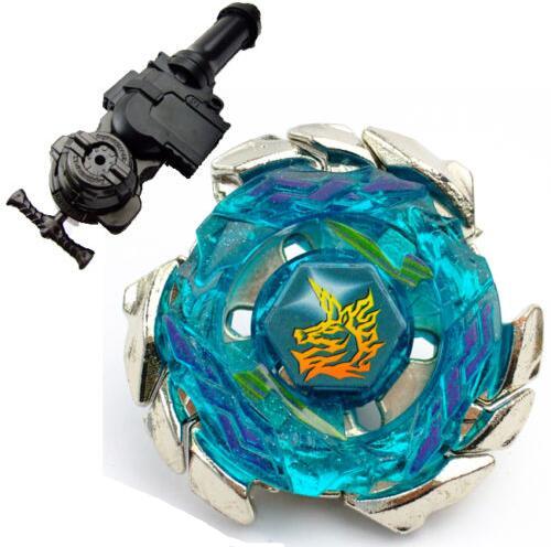 Kreisel Fusion Metall Meister BB117 + Doppel spin Launcher + GRIP