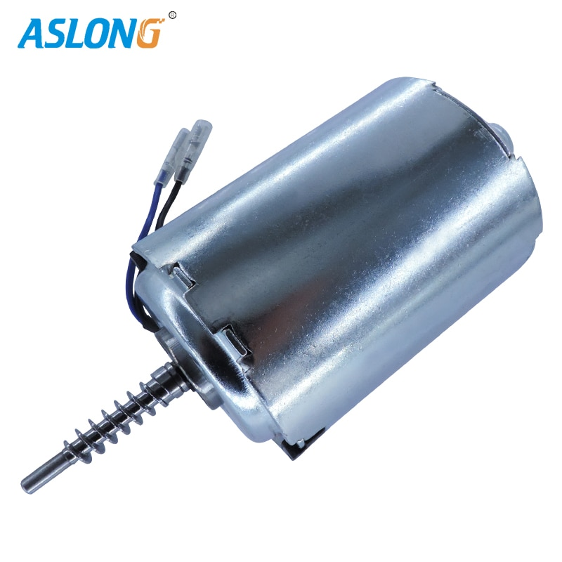 59LYT2425A ASLONG 24v 2500rpm electric carbon brush dc motor for push rod system