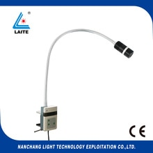 12w LED Minor surgical examination lamp medical exam light desktop clip on type hospital equipment free shipping-1set
