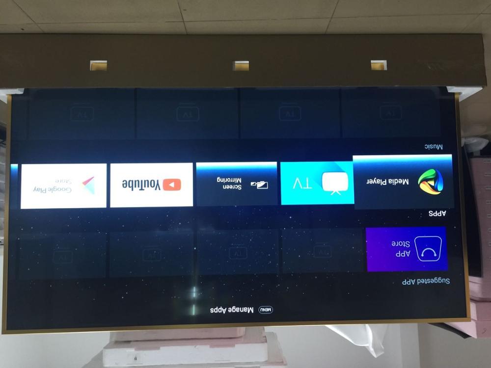 65 70 75 85 95 100 дюймов Смарт Android wifi/lan Интернет LCD HD LED TV
