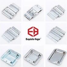 Boîte à outils en bois   Boîte à Cipher en aluminium, Support de valise, boîte à charnière, raccord de valise articulé