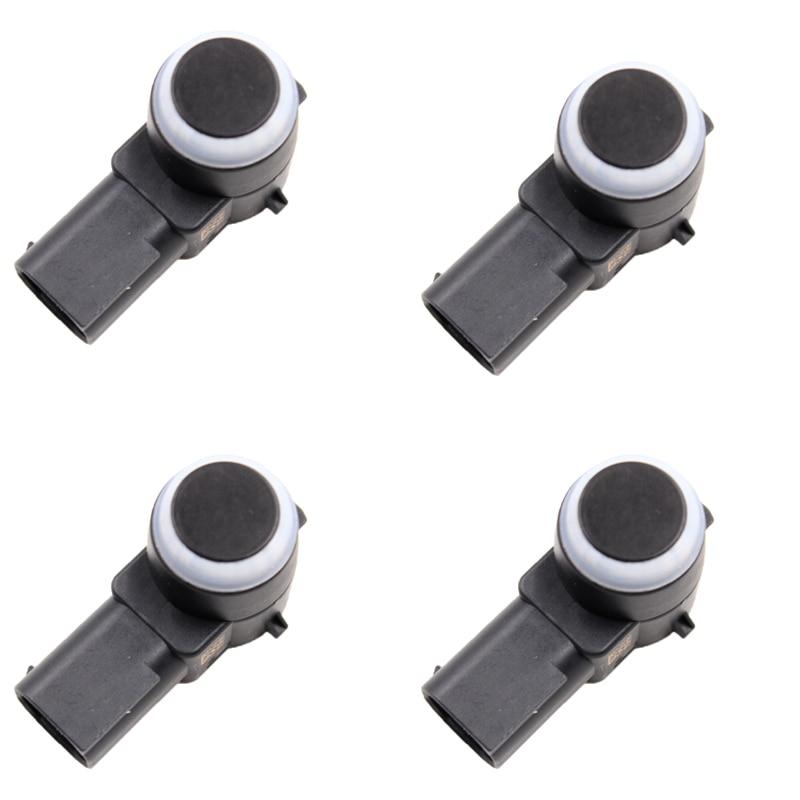 4PCS 9663821577XT PSA PDC Sensor 9663821577 Para Peugeot 307 308 407 Parceiro Rcz Citroen C4 C5 C6 PSA966382157 6590. A5