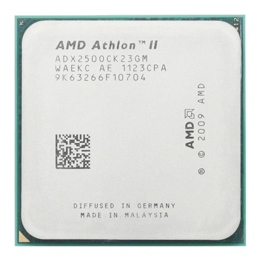 AMD Athlon X2 250 3GHz/Dual-Core/CPU procesador/ADX250OCK23GM/Socket AM3/938pin