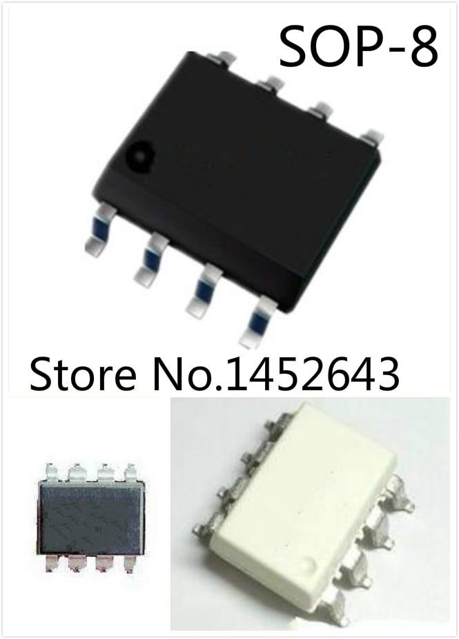 Enviar 10 piezas HCPL-0466 466 SOP-8/HCPL-0630 630/AQV210EHA AQV210EH/MAX471 MAX471ESA/A2503 HCPL2503