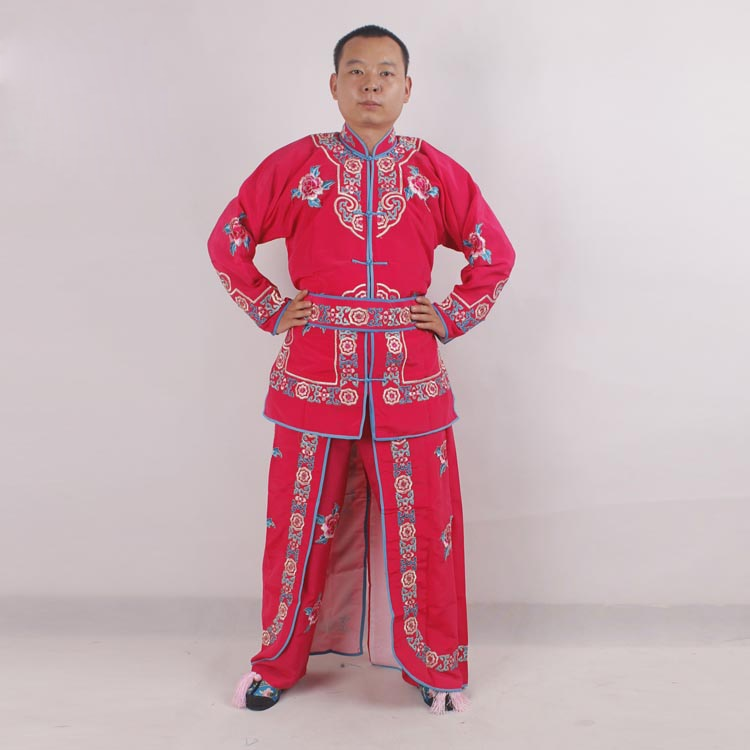 Китайские Оперы, костюм для мужчин и женщин, Chuan opera, одежда, костюмы древнего воина, унисекс, драма, одежда для Хэллоуина, единоборства, коспл...