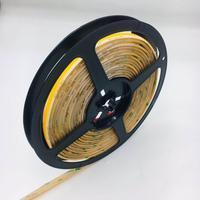 ZZEL ZYEL non-waterproof FPC flexible cob led strip soft COB 5M per roll DC24V 60W RA90 No spot Linear light Indoor application
