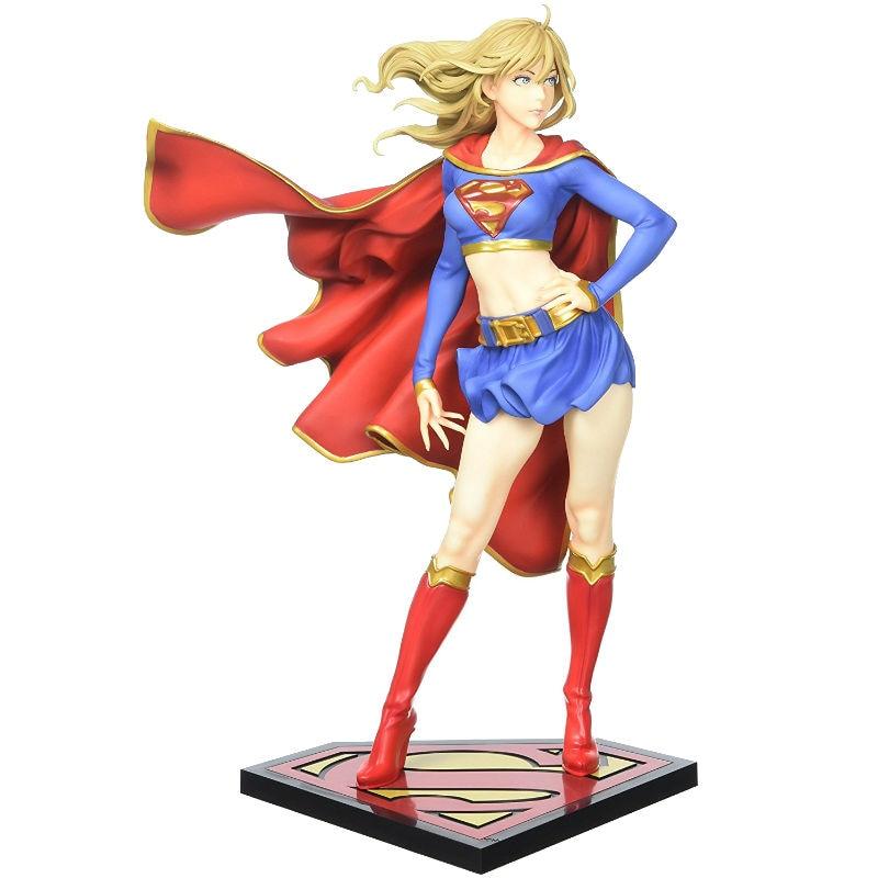 DC Comics Supergirl Returns Bishoujo Statue Action Figure