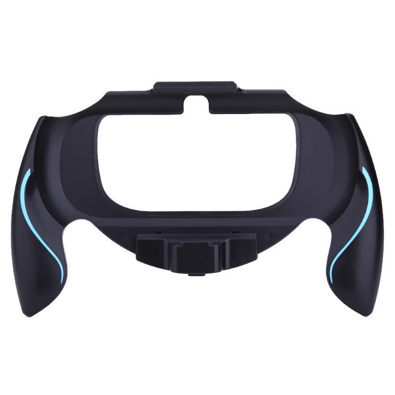 Mango de juego, agarre de Gamepad funda, soporte de soporte, controlador de juego, carcasa, soporte de mano, azul especial para Sony PSV PS Vita 1000