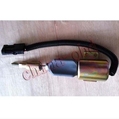 NEW Fuel Shutoff Shutdown Stop Solenoid Valve 1751ES-12E6UC3B1S5