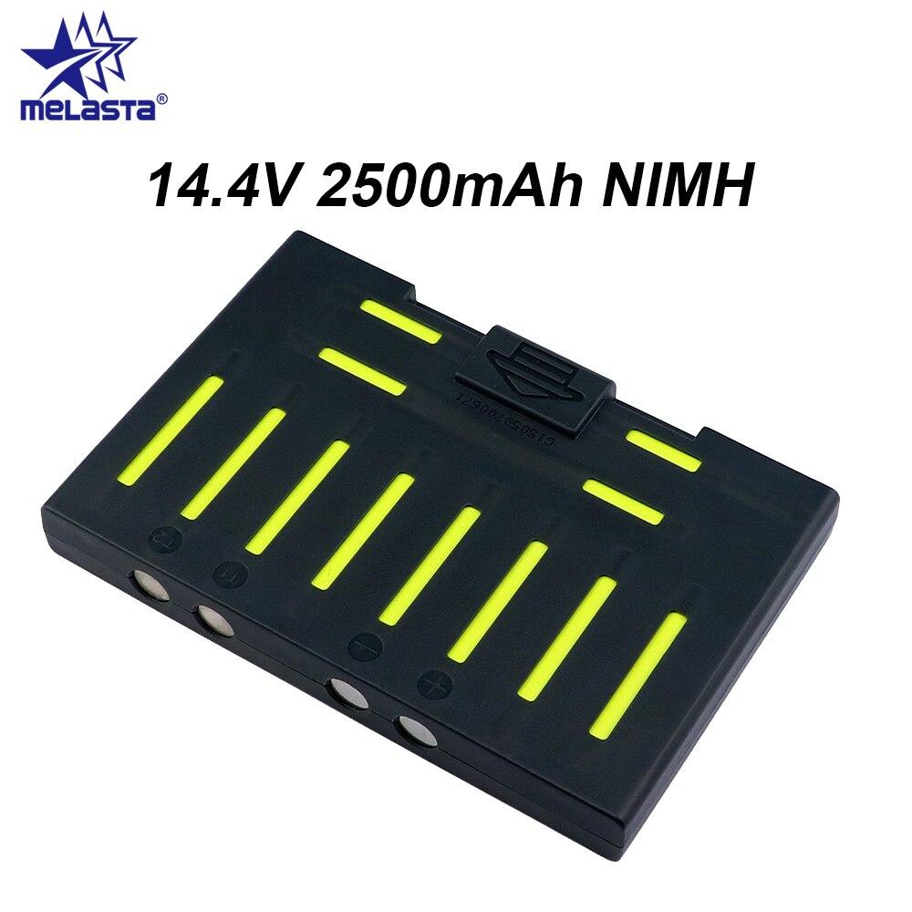Батарея Melasta QQ6 14,4 В 2500 мАч NIMH для робота-пылесоса Cleanmate QQ6