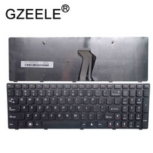 GZEELE MP-12P83US-686 PK130Y03A00 9Z.N9YSC.001 9Z.N9YSU لوحة مفاتيح لأجهزة الكمبيوتر المحمول لينوفو/دفتر QWERTY الولايات المتحدة الإنجليزية